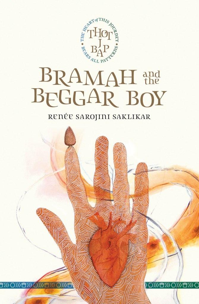 Bramah and the Beggar Boy cover