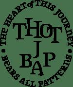 Thot J Bap black logo